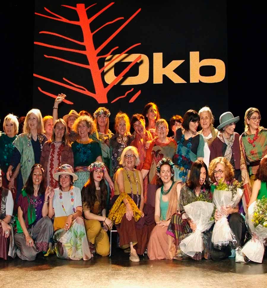 OKB Store fashion shows in Barcelona and Cadaqués